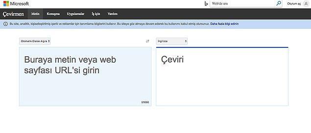 Bing Çeviri
