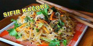 Kilo Vermek İçin Doya Doya Yemek Yemek mi? İşte Size Sıfır Kalorili Bir Noodle: Shirataki!