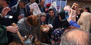 Mesir Macununu Bedava Bulunca Kazana Düşen Yurdum İnsanı