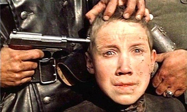 11. Idi i Smotri (Come and See)- Gel ve gör  (1985)   IMDb 8.2