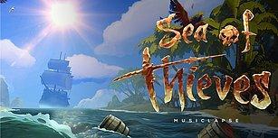 Deniz Sakin Olduğu Zaman Dümeni Herkes Tutar: Yeni Korsan Oyunu Sea of Thieves'i İnceliyoruz!