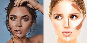 Yüz Şekline Uygun Makyaj Yapabilmen İçin Sana Çok Önemli Bilgiler Veriyoruz