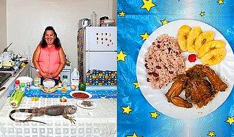 Dünyanın Dört Bir Yanından Birbirinden Farklı Mutfaklara Konuk Olmak İster misiniz?