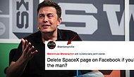 Türk'ün Gücü Yine Devrede! Elon Musk'ı Gaza Getirip Tüm Facebook Hesaplarını Sildirerek Seviyeyi Uzaya Çıkardık