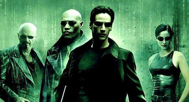 Beyin Yakan Matrix Evreni!