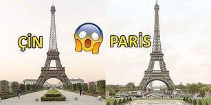 Çakma Saat Üretir Gibi Paris'i Kopyalayan Çin Kasabası: Tianducheng!