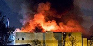Rusya'da AVM'de Yangın: Can Kaybı 64'e Yükseldi