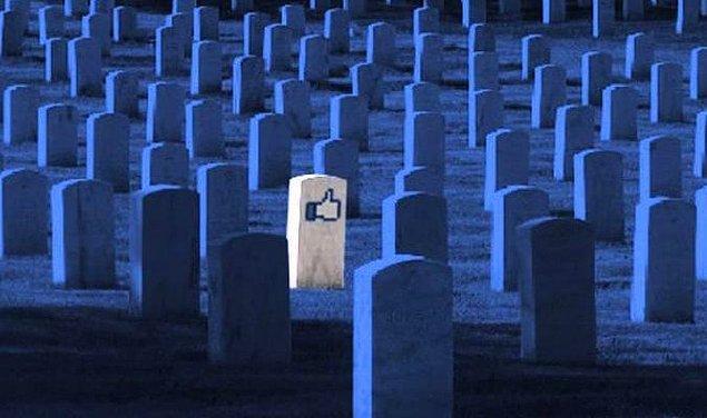 Aslında sağlığımız yerindeyken Facebook hesabımızı her ihtimale karşı bir yakınımıza 'miras' bırakabiliyoruz.