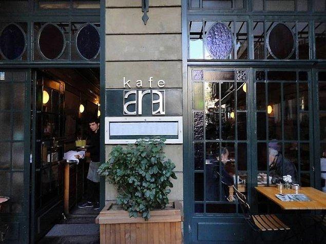 31. Ara Kafe