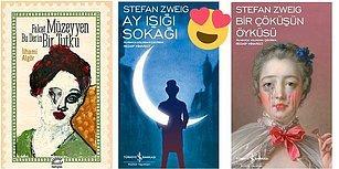 Bir Solukta Okuyup Bitireceğiniz Son 5 Yılın En İyi ve En Çok Okunan 20 Kitabı