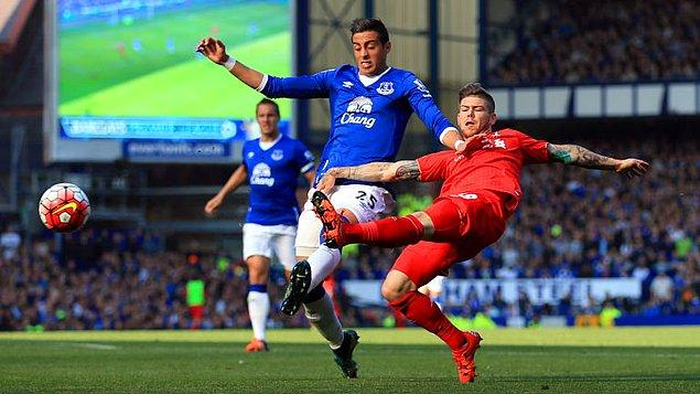 7 Nisan / Everton - Liverpool