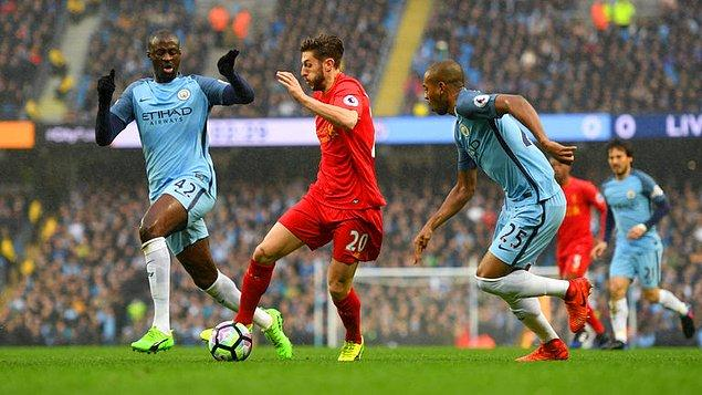10 Nisan / Manchester City - Liverpool