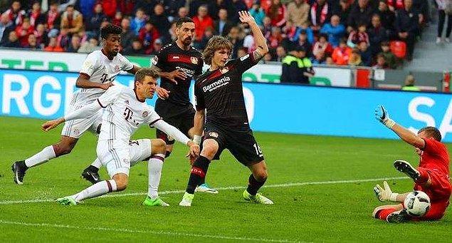 17 Nisan / Bayer Leverkusen - Bayern Münih