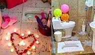 Tuvaletini Yaparken Hazırlıksız Yakalanmamak İçin Tasarlanmış 14 Banyo Sunumu