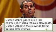 Dursun Özbek Yönetiminin Mali Açıdan İbra Edilmesinin Ardından Galatasaraylı Taraftarlar İsyan Etti