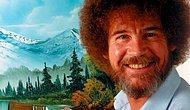 Küçük Mutlu Ağaçların Dünyaca Ünlü Ressamı Bob Ross'un Herkes Tarafından Bilinmeyen Hikayesi