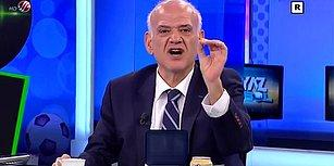 Ahmet Çakar: 'Galatasaray Taraftarı Omurgasızdır'