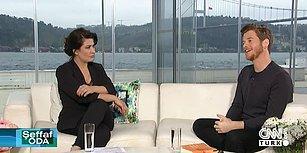Metin Hara, Adriana Lima ile Nasıl Tanıştı?
