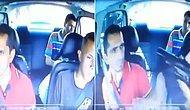 UBER Sürücüsüne Silah Çekip Arabayı Gasp Eden Hırsızlar