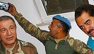 Hulusi Akar'ın Yanında Selfie'ye Kalkışan Yürek Yemiş Çılgın Askere Yapılan 15 Goygoy