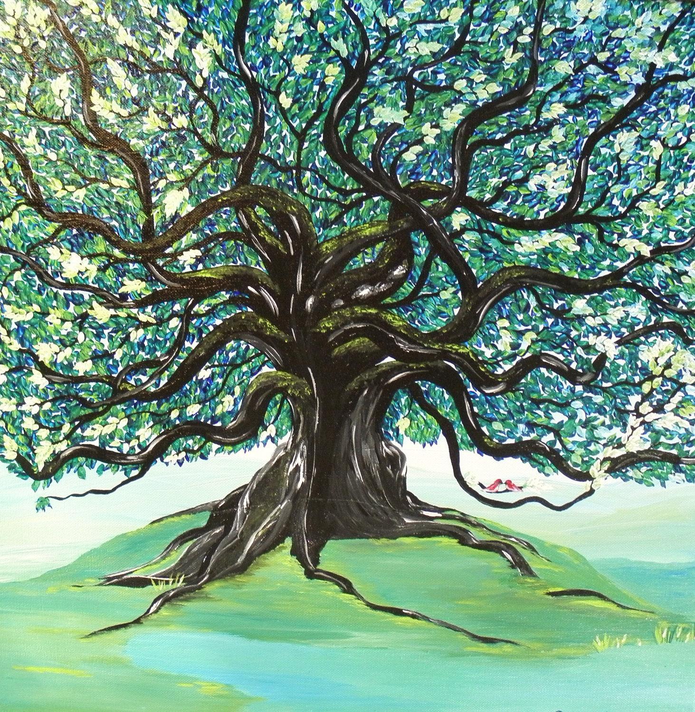 особенности картинка большого дерева в рисунках слухам, оказалось