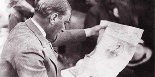 Atatürk de Sansürlenmişti! Atatürk'ün Sansür Engeline Takılan Bir Makalesi Olduğunu Biliyor muydunuz?