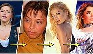 Bir İnsan 14 Yılda Bu Kadar mı Değişir? İşte Şarkıcı Hadise'nin 2004'ten Bu Yana Hepinizi Şok Edecek Evrimi