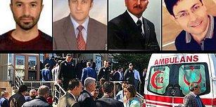 Kimlikleri Belli Oldu: İşte Osmangazi Üniversitesi'ndeki Saldırının Kurbanları