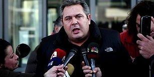 Yunan Savunma Bakanı'ndan Türkiye'ye Mesaj: 'Cesaretleri Varsa Topraklarımızın Bir Karışını İhlal Etsinler'