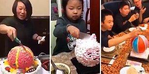 Doğum Günleri İçin Fikir Arayanlara Muhteşem 'Sürprizli Pasta' Önerisi!
