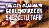 Hafta Sonu Keyfiniz 2'ye Katlanacak: Kahvaltı Masalarınızı Şenlendirecek 9 Tarif