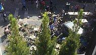 Almanya'nın Münster Kentinde Bir Araç Kalabalığa Daldı: 3 Kişi Hayatını Kaybetti, 30 Kişi Yaralandı