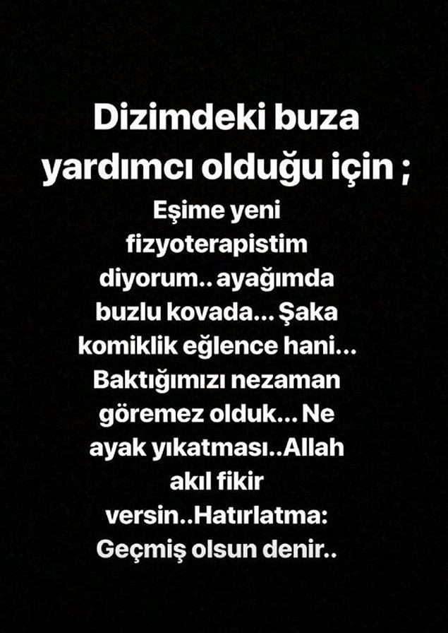 14. Haftanın son ve en öfke uyandırıcı olayı da Arda Turan'dan geldi. Aslıhan Doğan'a ayak yıkatıp, bir de fotoğrafını paylaşmak!