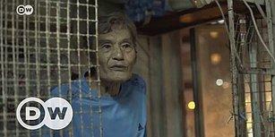 Kafeslerde Yaşayan Hong Konglular