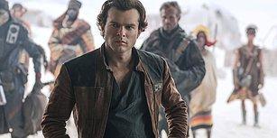 Han Solo'nun Özel Filmi 'A Star Wars Story'den 'Emilia Clark'lı Fragman Yayınlandı