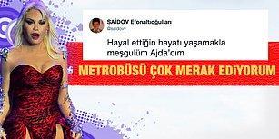 Türkiye'nin Yaşlanmayan Süperstar'ı Ajda Pekkan'ı Mizahına Alet Ederek Güldüren 15 Kişi