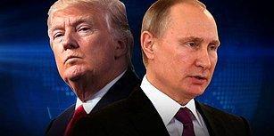 Trump'tan Rusya'ya Sert Mesaj: 'Hazır Ol Füzeler Gelecek, Hoş, Yeni ve Akıllı Olacaklar'