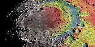 NASA'nın Hazırladığı Görüntülerle Ay Turu Yapmak İster misiniz?