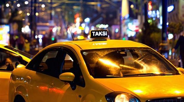 Sen bana bir taksi