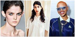 Standart Güzellik Algısını Yıkan ve Alışılmışın Dışında Yüz Hatlarına Sahip Olan 17 Top Model