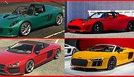 Zamanında Hepsini Çaldık!  Grand Theft Auto Serisinde Bulunan 15 Arabanın Gerçek Modelleri