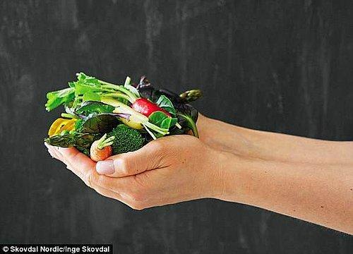 Yiyecekleri Kalori ile Değil Avuçla Ölçüyoruz: Danimarkadan İthal Pratik Diyet Scandi Sense 41