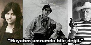Hızlı Yaşamı, Hüzünlü Aşk Hikayesi ve Trajik Ölümüyle Sanat Dünyasının En Rockstar Ressamı Amedeo Modigliani!
