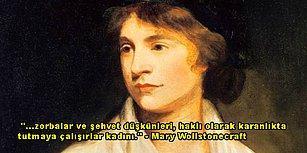 Geçmişten Günümüze Kadınların Mücadelesine Işık Tutan 15 Alıntı