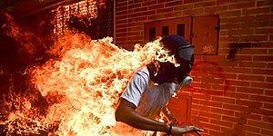 73 Bin 44 Fotoğraf Yarıştı: İşte World Press Photo Awards'ta Bu Yıla Damga Vuran Kareler
