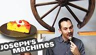 Yemeğinin Hemen Arkasından Tatlısını İsteyen İşsiz Adamın Yaptığı Rube Goldberg Makinesi