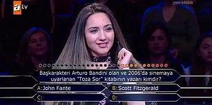 Kim Milyoner Olmak İster Yarışmasına Damga Vuran Bir Hayli İlginç Karakter: Asel Köroğlu