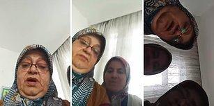 Selfie Çekmeye Çalışan Teyzelerin Aşırı Tatlı Anları