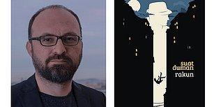 """Yılın En Eğlenceli Suç Romanı: Suat Duman'ın Elinden Türk Polisiyesinin Yeni Üyesi """"Rakun"""" Çıktı"""
