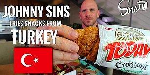 Türk Abur Cuburlarını Deneyen Johnny Sins